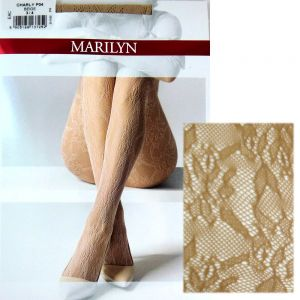 Marilyn Charly P04 R1/2 rajstopy beige 2019