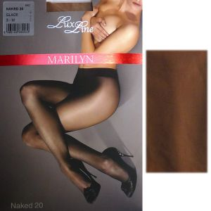 Marilyn NAKED 20 R4 rajstopy glace LUX LINE